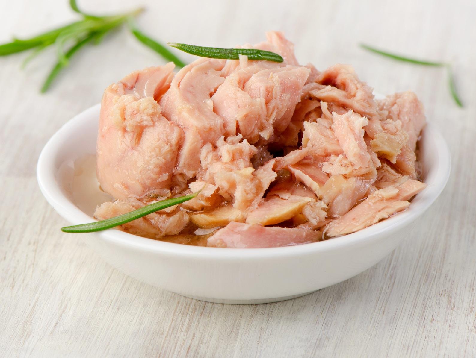 3 Günlük Ton Balığı Diyet Listesi