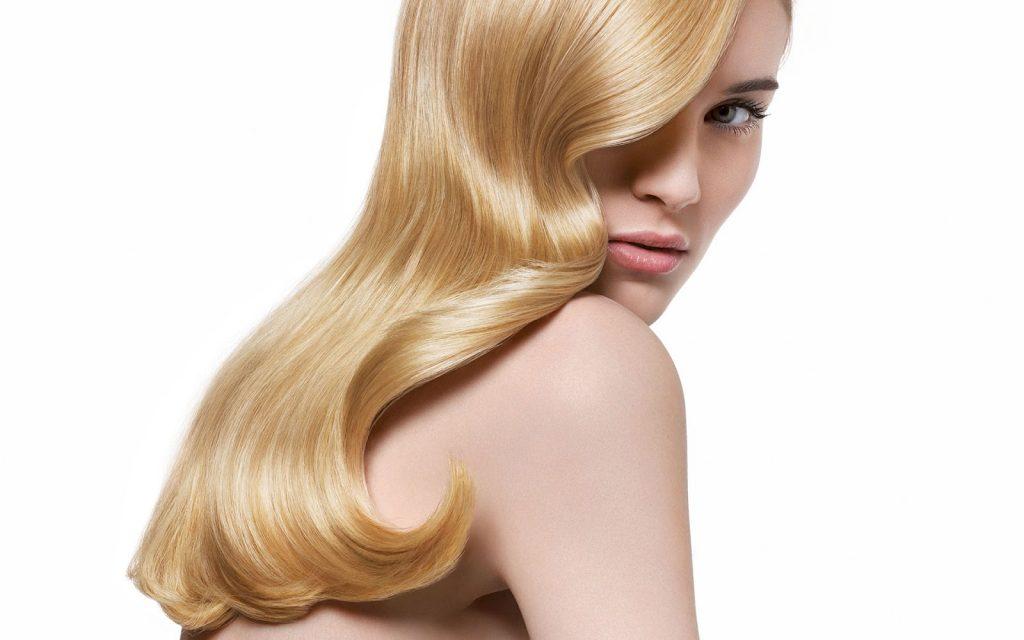 Sarı Saçlara Bakım Balyajı - Doğal Balyaj Yapımı