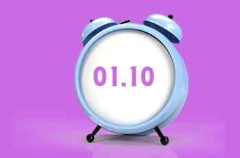 01.10 Saat Anlamı