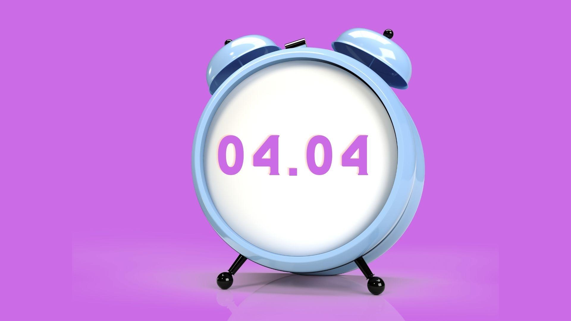 04.04 Saat Anlamı