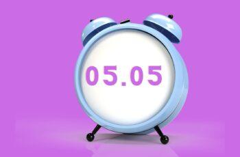 05.05 Saat Anlamı